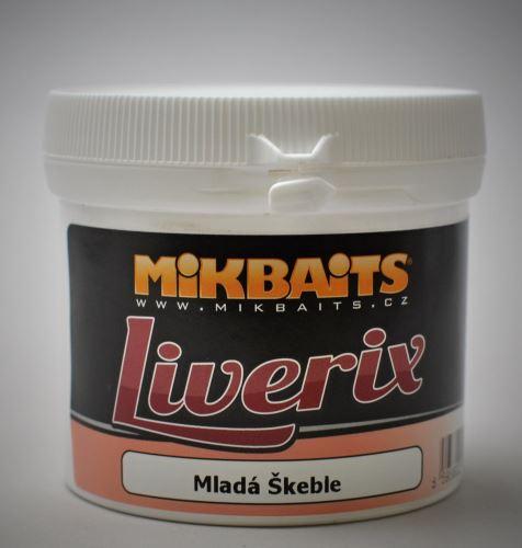 MIKBAITS - Boilie těsto LiveriX 200g