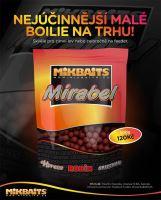 Mikbaits - trvanlivé boilie - Mirabel - 300g