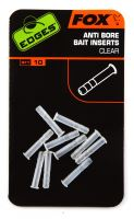 FOX - Edges Anti Bore Bait Inserts Clear