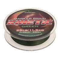 Gardner Splétaná šňůra Kinetic Marker Braid 250m, 25lb (11.3kg) 0.28mm