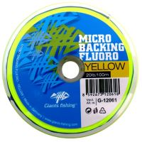 Giants fishing Giants fishing Micro Backing Fluoro-Yellow 20lb/100m