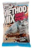 Bait-Tech Bait-Tech Krmítková směs Big Carp Method Mix Coconut 2kg