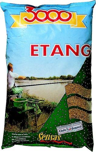 Sensas - 3000 Etang(jezero) 1kg