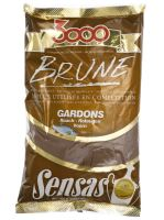Sensas - 3000 Brune Gardons(plotice) 1kg