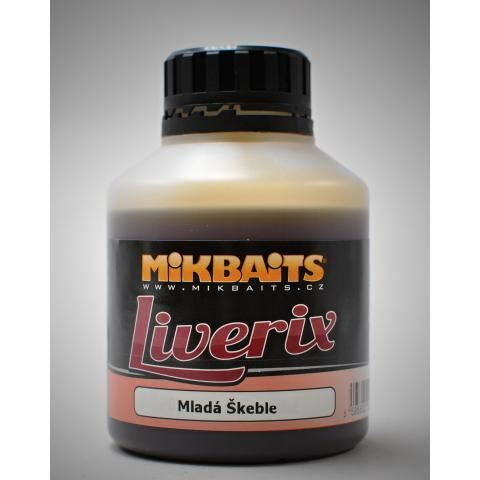 Mikbaits - LiveriX Booster 250ml