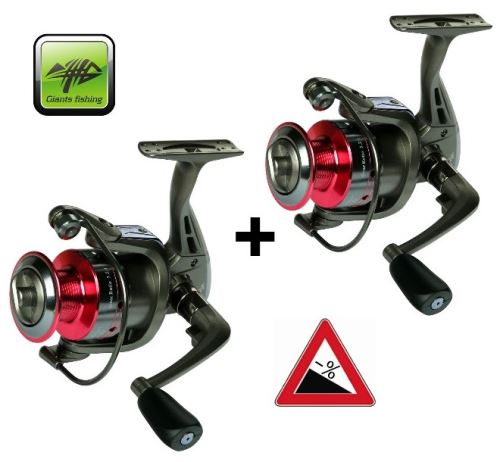 Giants fishing Giants fishing Naviják SPX 3000 FD, akce 1+1 Zdarma!