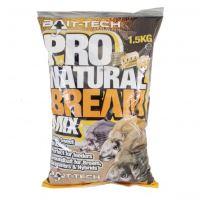 Bait-Tech Bait-Tech Krmítková směs Pro-Natural Bream Groundbait Mix 1,5kg