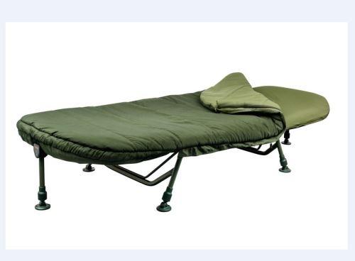 FOX Lehátko + spacák FX Flatliter Bed & Bag System