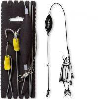 Black Cat - Návazec 2/0,5/0 Underwater Float Rig L 100kg,220lbs 180cm