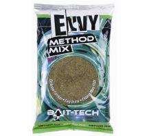 Bait-Tech Krmítková směs Envy Green Hemp & Halibut Method Mix 2kg