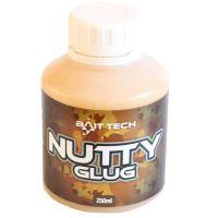 Bait-Tech Tekuté pojidlo Nutty Glug 250ml