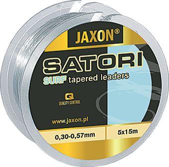 Jaxon Kónický Vlasec Satori Surf 5x15m