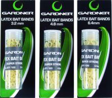 Gardner Silikonové kroužky Latex Bands