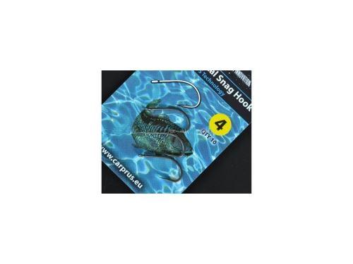 Carp R Us - Háčky Continental Snag Hook ATS