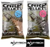 Bait-Tech Bait-Tech Pelety Fishmeal Carp Feed Pellets 6mm, 2kg