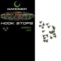 Gardner Zarážka zvonová Covert Hook Stops