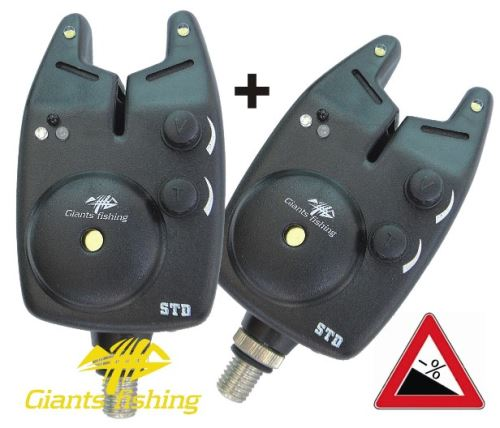 Giants Fishing Hlásič Bite Alarm STD ( 12V Baterie) AKCE 1+1!