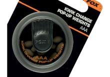 FOX - zátěže Edges Kwik Change Pop-Up Weights