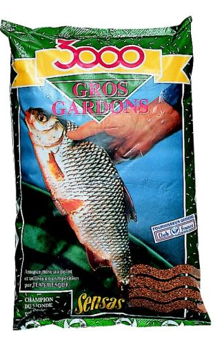 Sensas - 3000 Gros Gardons(plotice velká) 1kg