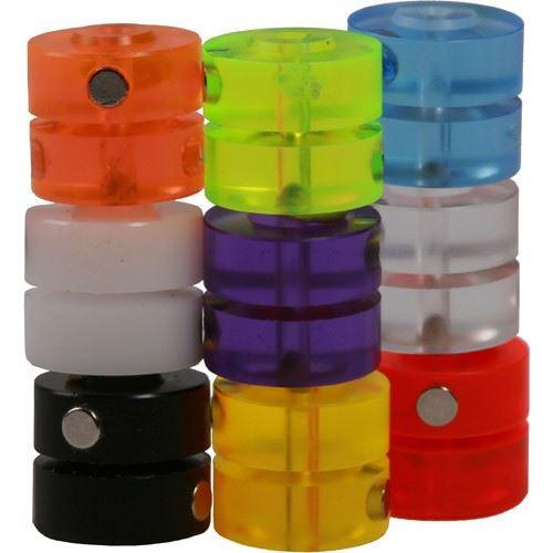 ATT ATT Náhradní kolečko 4 Magnet Roller Wheels, oranžové