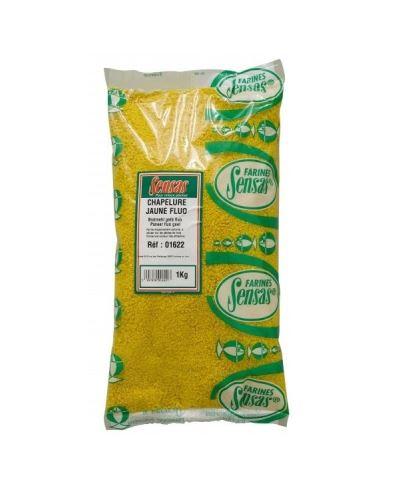 Sensas - Anglická vločka Žlutá 1kg