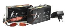 Mivardi Náhradní baterie pro zavážecí lodičku Carp Scout - 10Ah (set)