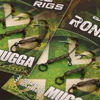 Gardner Montáž Ronnie Rig 3 ks/bal. s protihrotem
