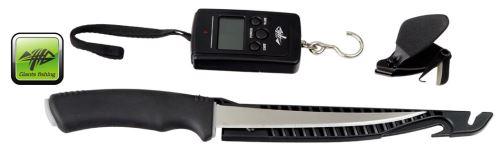 Giants fishing Sada nůž, váha a cvakátko Combo Specialist