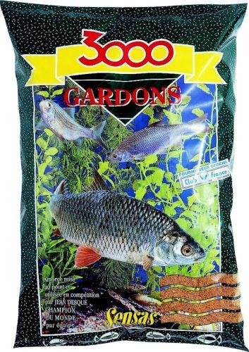 Sensas - 3000 Gardons(plotice) 1kg