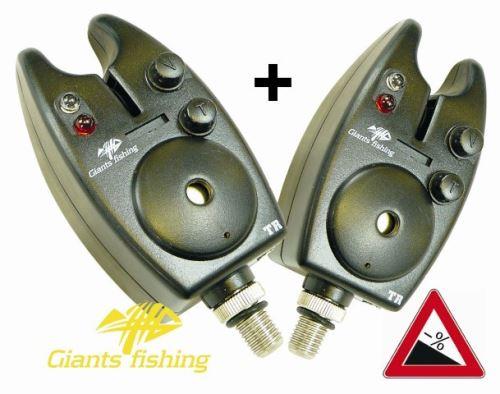 Giants fishing Hlásič Bite Alarm TR ( 12V Baterie) AKCE 1+1!