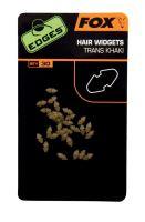 FOX - Zarážka vymezovací na háček Edges Hair Widgets (30ks)