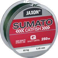 Jaxon - Šňůra SUMATO CATFISH BRAIDED LINE 1000m