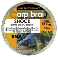 SEMA Shock camo 30lbs