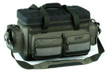 FISHING TEAM BAG W/STIFF BASE 68/35/33cm OXFORD 1200D