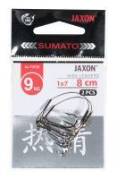 Jaxon - Stinger Trojháček 1x7 Lanko 12cm 13kg 2ks  (AJ-PAF12)