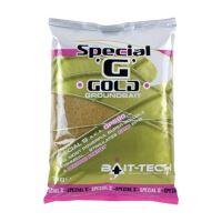 Bait-Tech Bait-Tech Krmítková směs Groundbait Special G Gold 1kg