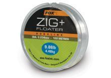 FOX - plovoucí vlasec Zig+Floater Hooklink 0,234mm/9,86lb/4,48kg/100m