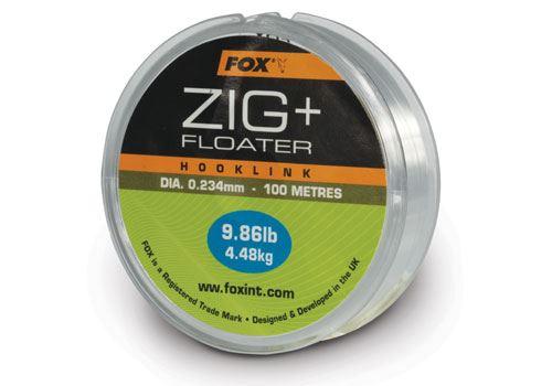 FOX - plovoucí vlasec Zig+Floater Hooklink