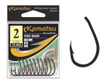 Kamatsu - Háček Koi Bari s očkem vel.2