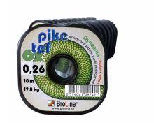 BroLine - PIKE TEF Dyneema 0,32mm/10m