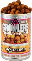 Bait-Tech Tygří ořech v nálevu Growlers Tiger Nuts 400g