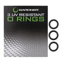 Gardner Gardner Podložkové kroužky UV Resistant O-Rings, 3ks