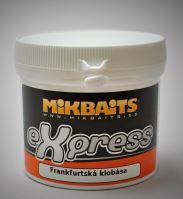 MIKBAITS - Boilie těsto eXpres 200g Půlnoční Pomeranč