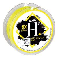 Jaxon - Šňůra HEGEMON 8X FLUO BRAIDED LINE 1000m