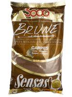 Sensas - 3000 Brune Carp(kapr) 1kg
