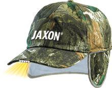 Jaxon Kšiltovka zimní Camouflage 5 LED