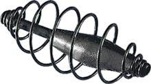 Jaxon průběžné krmítko se zátěží in bal. 25 ks
