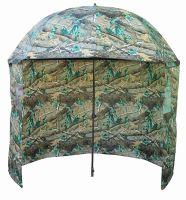 Suretti Deštník s bočnicí CAMO 210D 2,5m