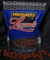 MIKBAITS - Legends boilie 1Kg - BigB Broskev Black pepper 20mm