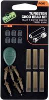 FOX - Set na výrobu montáží Edges Tungsten Chod Bead Kit